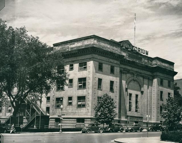 Washington Auditorium 1941