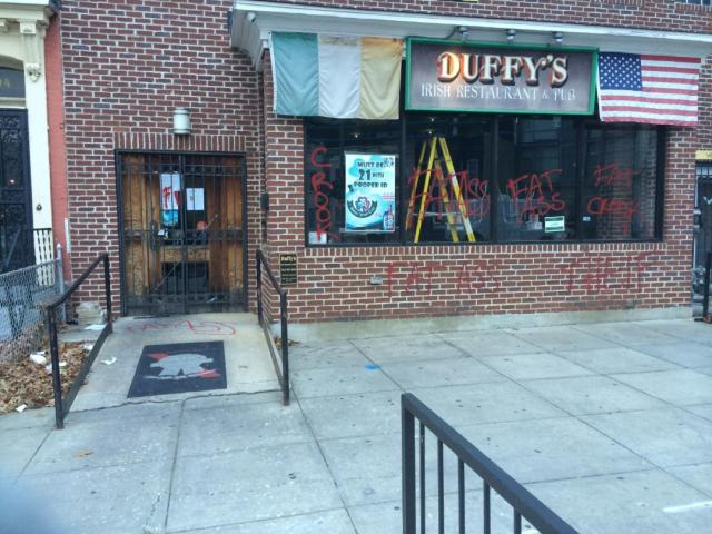 duffy's_vandalized
