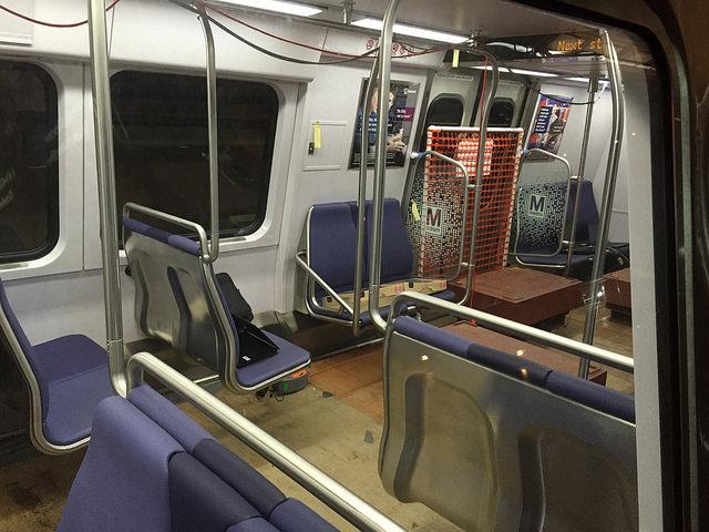 new metro car