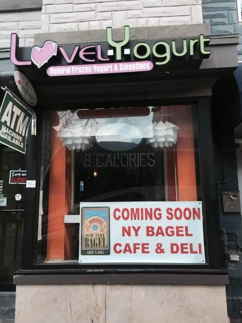 NY bagel cafe & deli dc