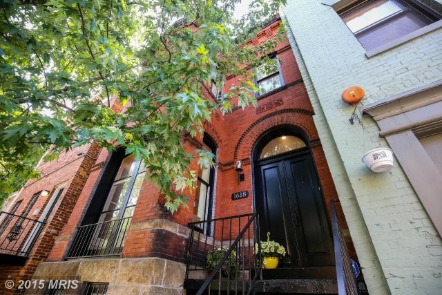 1618 Corcoran Street Northwest