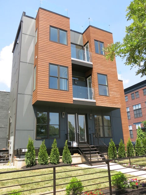 A Proper Look At The New Building At 11th And W St Nw Popville