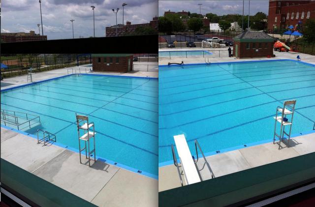 Mark It Public Pools Open Saturday Banneker Pool