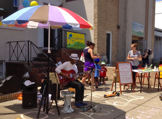 2014 Kennedy Fest Street Scene