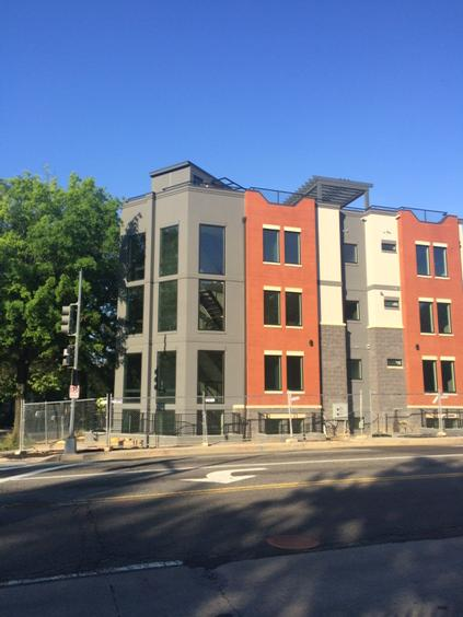 The Stealth Condos Progressing Nicely At West Virginia And Florida Ave Ne Popville