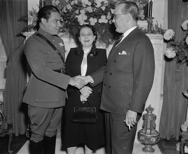 Cuban+Dictator+Fulgencio+Batista+and+Cuban+Ambassador+Dr+Pedro+Fraga+at+Cuban+Embassy+10+Nov+1938+25354u