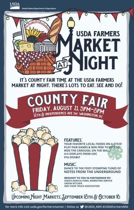 county fair farmers market usda