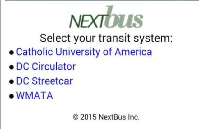 nextbus