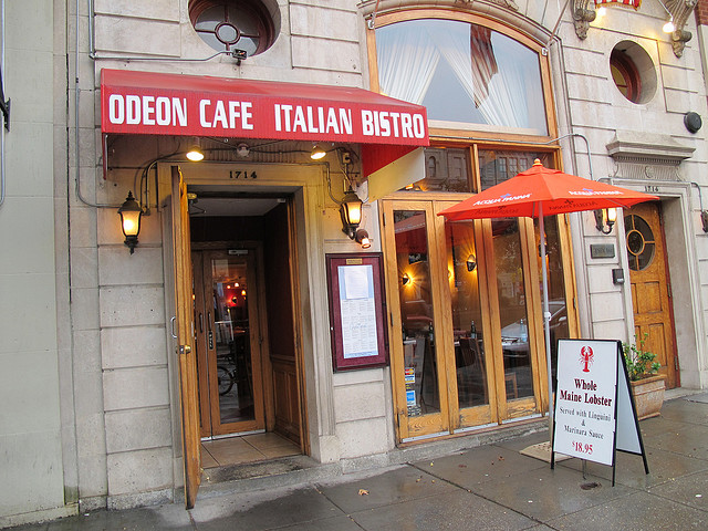 odeon Cafe Dupont