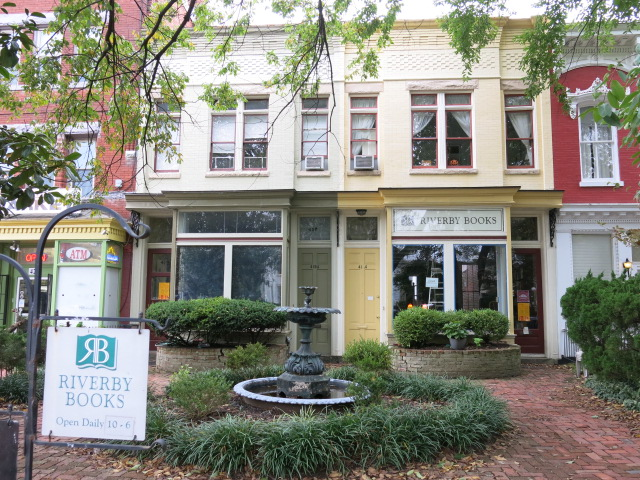 Riverby Books Is Coming Back Popville