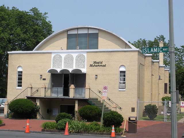 mm mosque