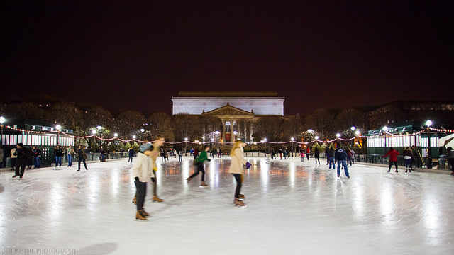 Ice Rinks Now Open In Navy Yard The National Gallery Of