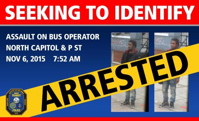 west-arrested