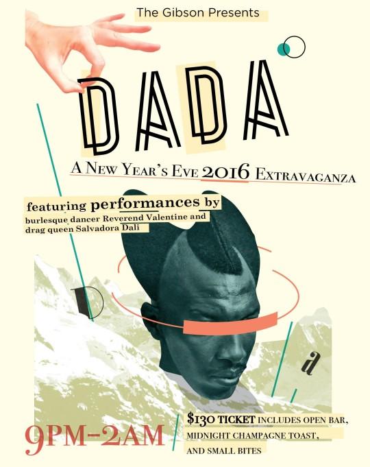 NYE2015 Poster