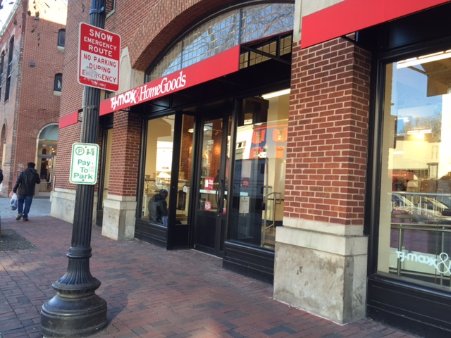 TJMaxx. TJ Maxx Home Goods Now Just a Regular TJ Maxx   PoPville