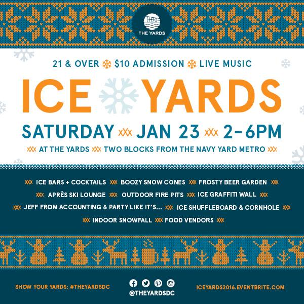 iceyards event