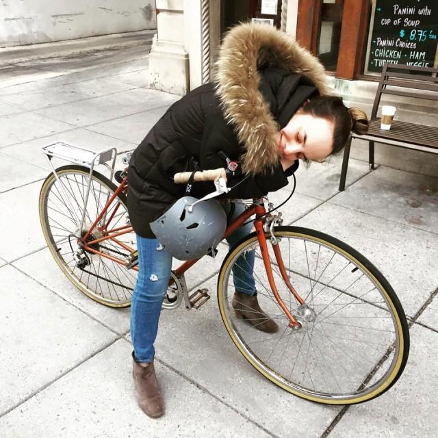Lost Bike Hugs