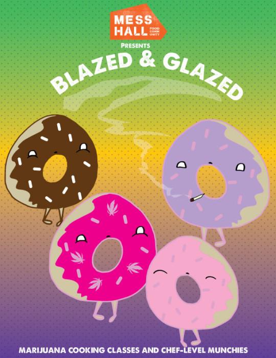 Blazed & Glazed Kelly Towles Artwork