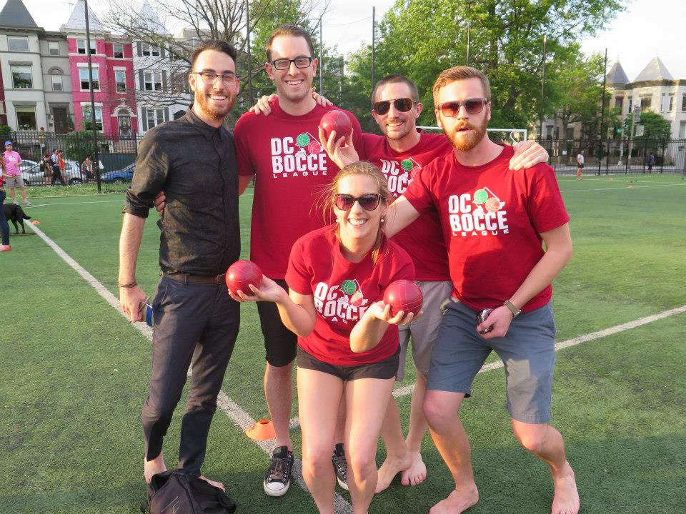 bocce ball league