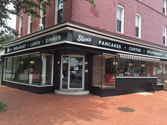 sneak peek inside slim s diner opening wednesday popville