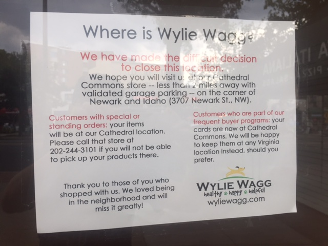 wylie closed note
