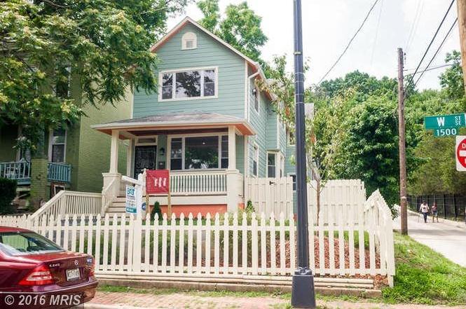 1501 W Street Southeast