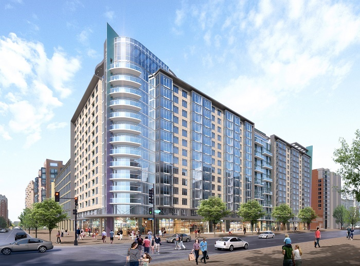 The Lydian A 324 Unit Luxury Apartment Building At 400 K