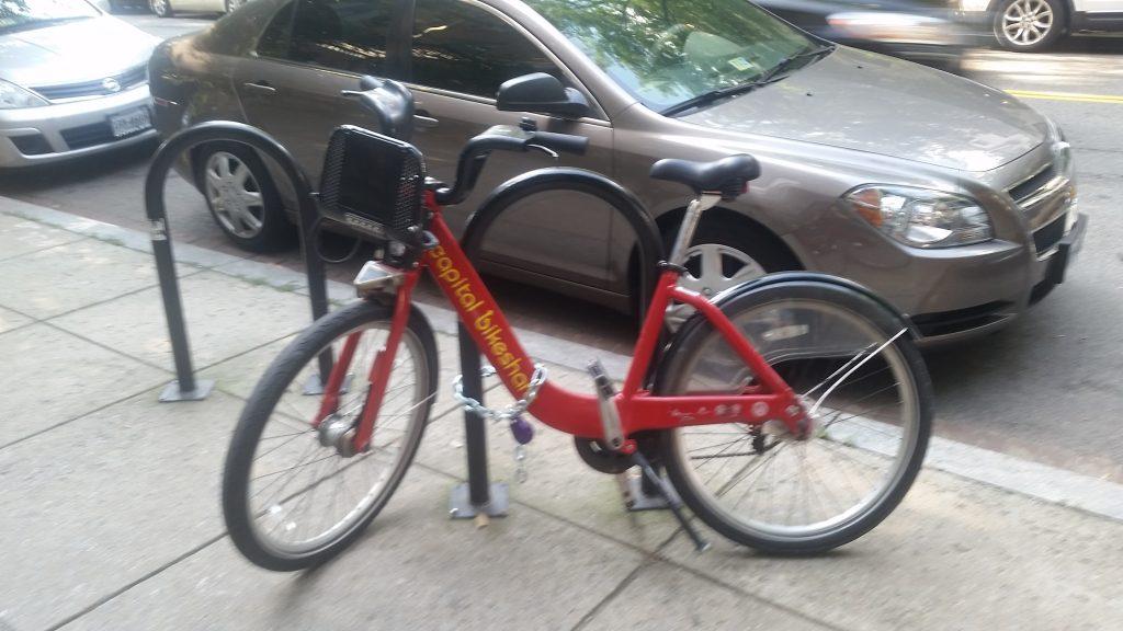 bikeshare chain