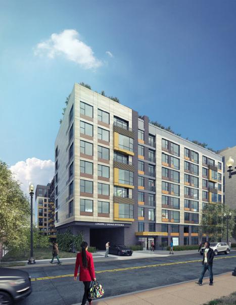 portner flats rendering