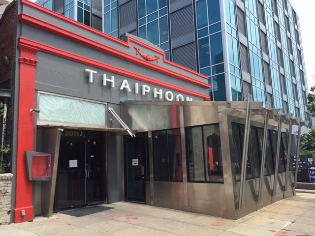 Refreshed Thaiphoon Reopens in Dupont Today – Check Out ...