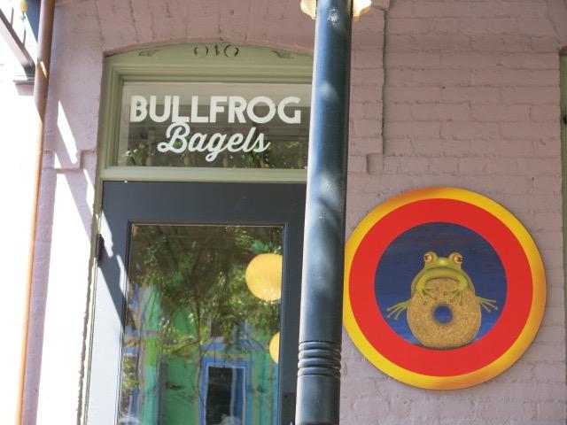 bullfrog bagels