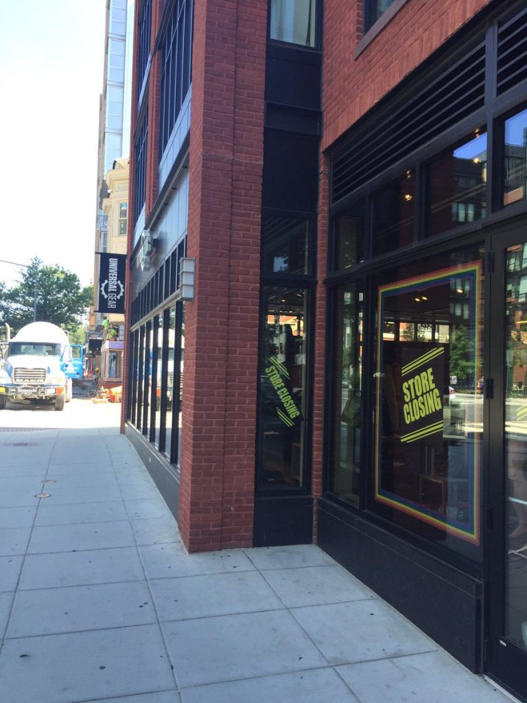Update Madewell Coming To 14th Street Likely In Former