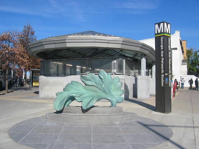 petworth metro