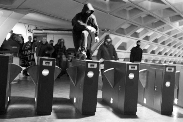 metro-anarchy