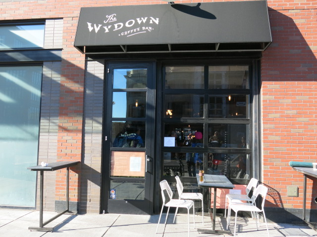 They Wydown – Much More than just Coffee These Days