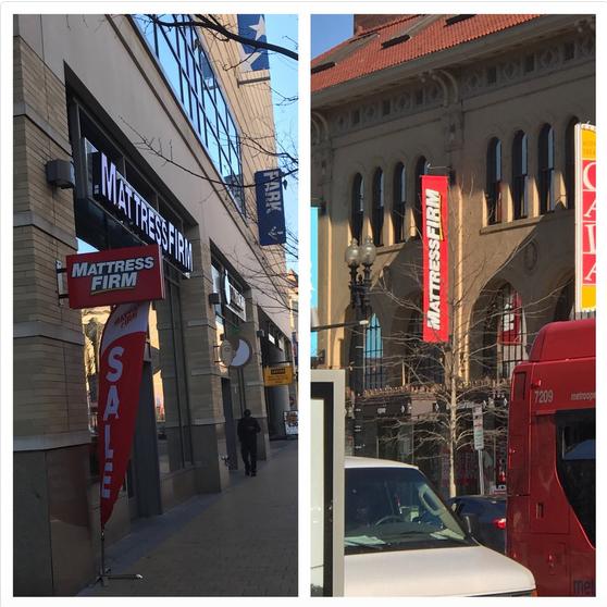 """how many Mattress Firm's does one neighborhood like ..."