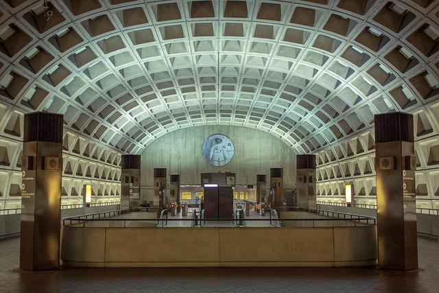 metro empty