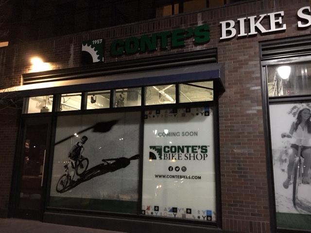 contes bike shop
