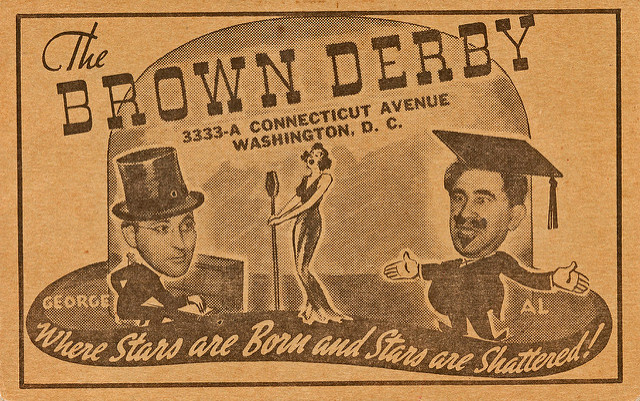favorite comedian popville brown derby