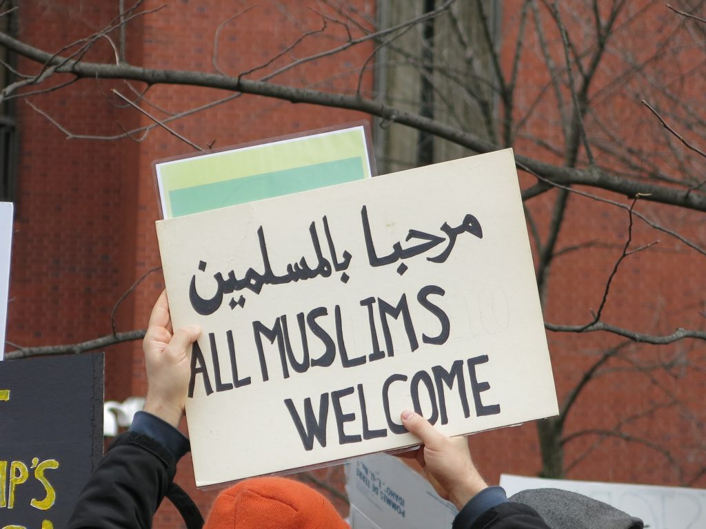muslims welcome