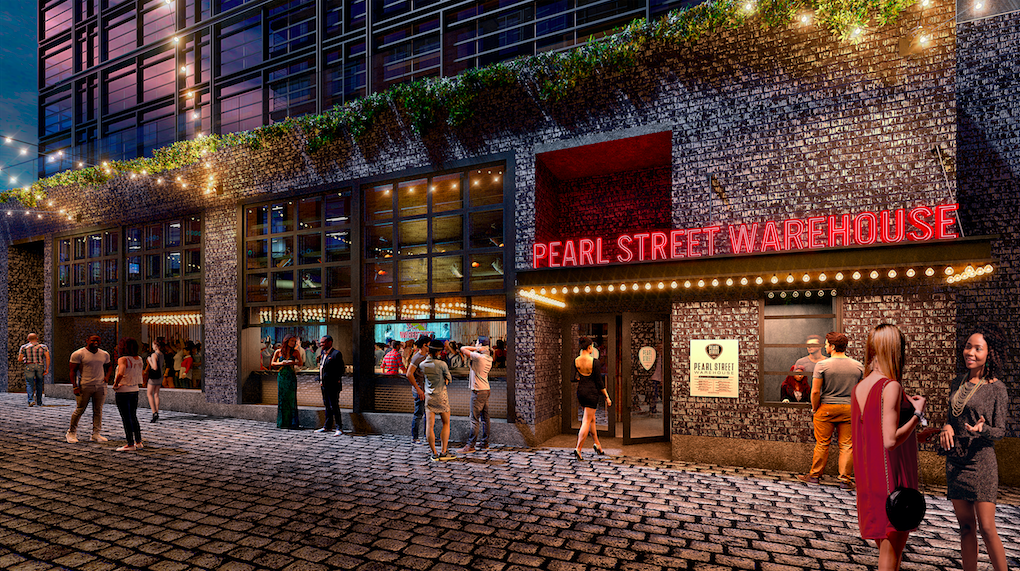 Quot New Details On Pearl Street Warehouse The Live Music Venue From The Owners Of Cantina Marina