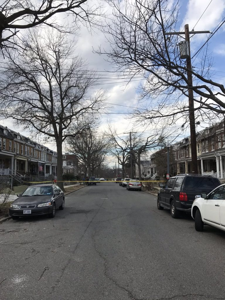 petworth shooting