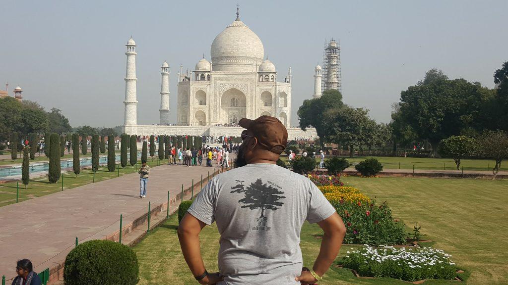 AlphaTango - Taj Mahal