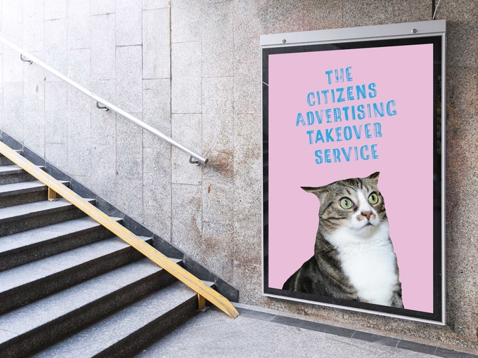 Cat Metro Takeover