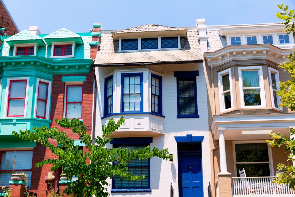 DC real estate homezen