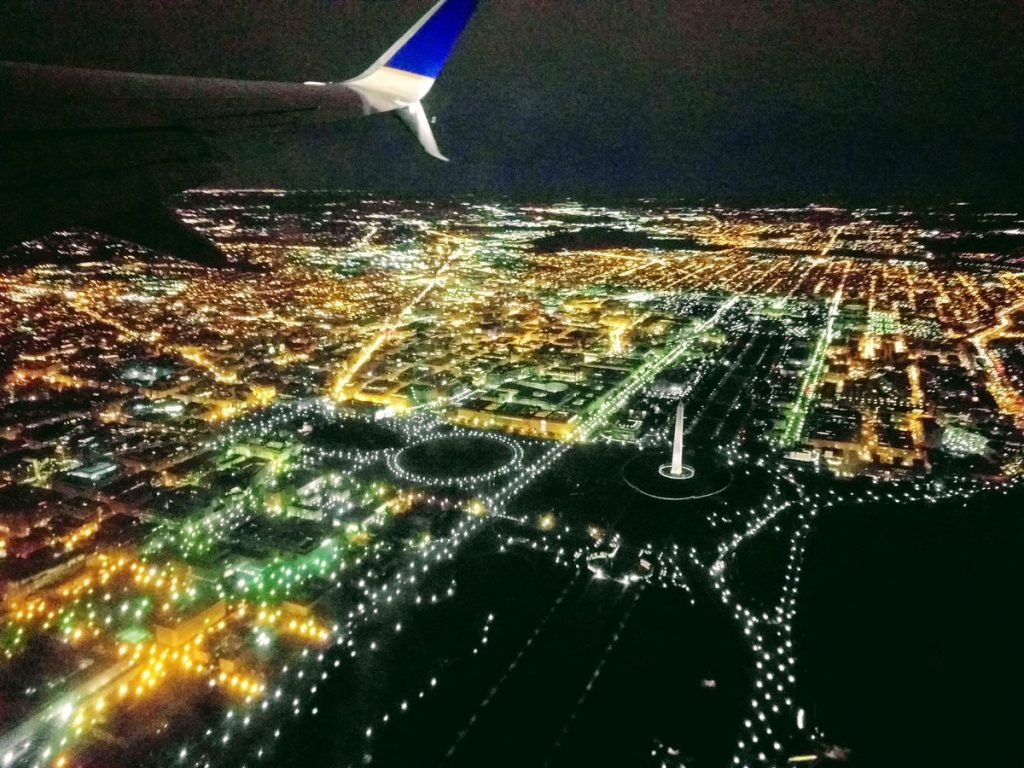 dc from air