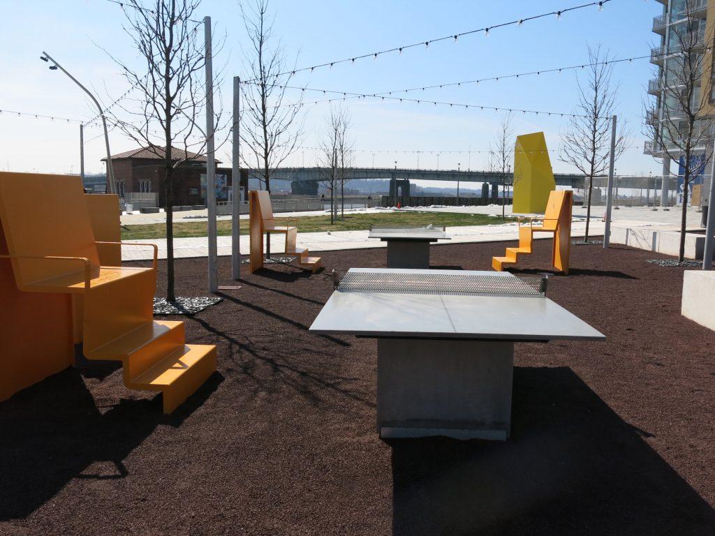 dock outdoors