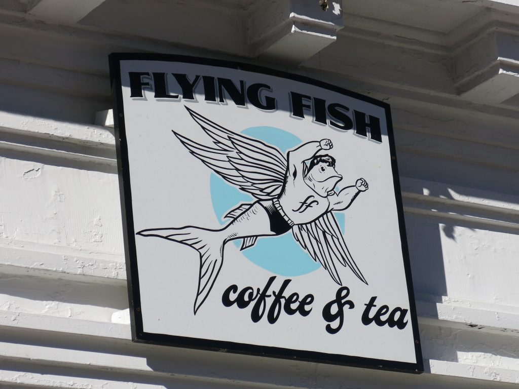 flying fish popville