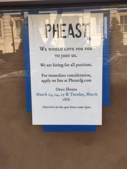 pheast