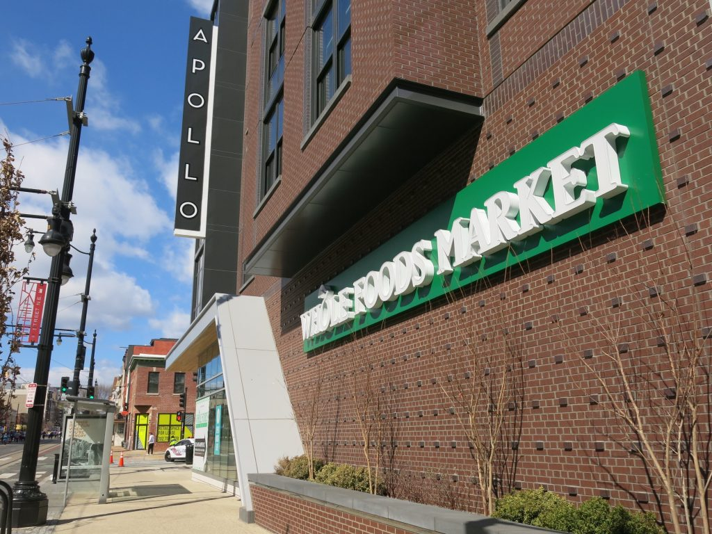 Columbia Heights Whole Foods